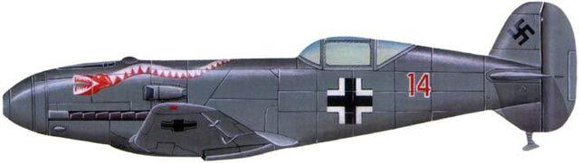 Me 209 v4 profil