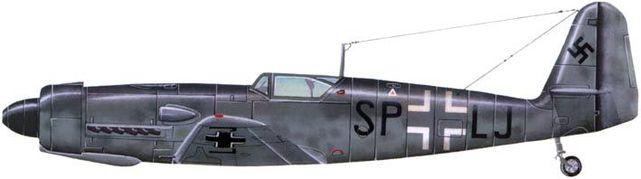 Me 209 v5 profil