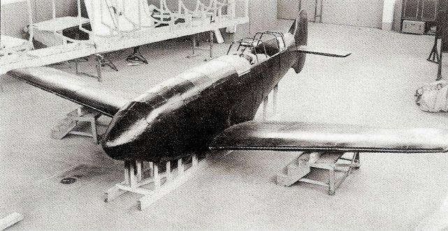 Messerschmitt me 209 1