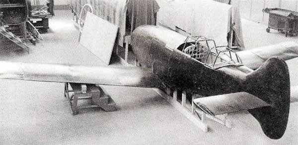 Messerschmitt me 209