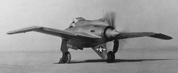 Northrop xp 56 41 786