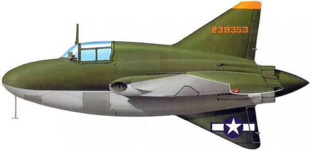 Northrop xp 56 42 38353 profile