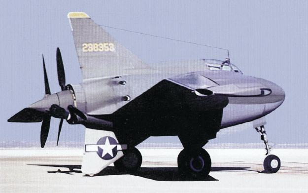 Northrop xp 56 42 38354