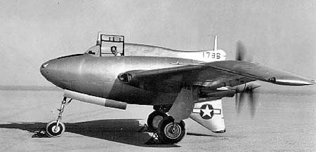 Northrop xp 56 black bullet first aircraft