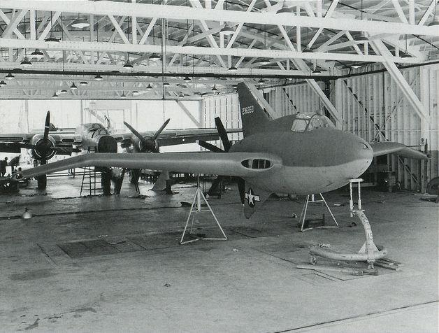Northrop xp 57
