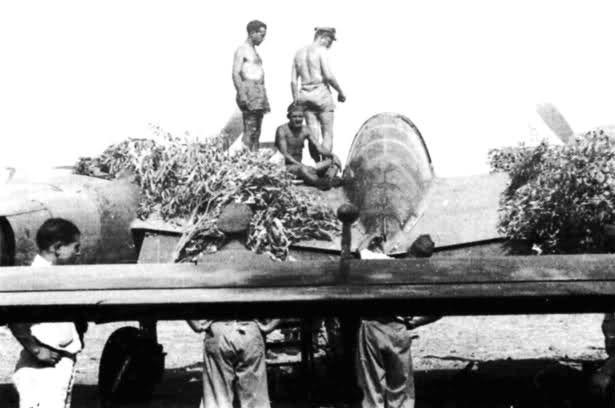 P 38 capoterra d