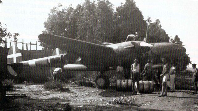 P 38 capoterra e