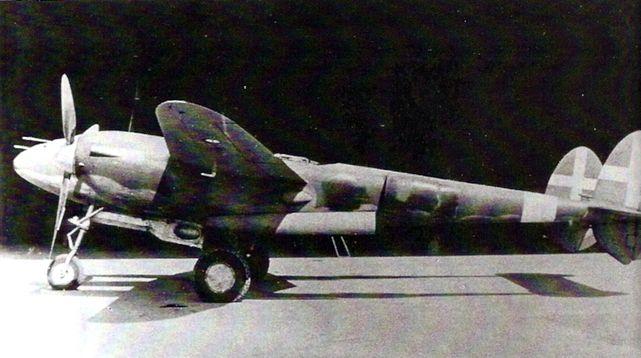 P 38 guidonia b
