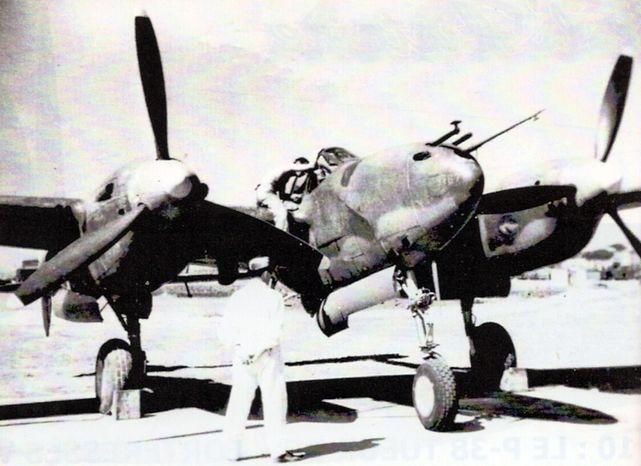 P 38 guidonia