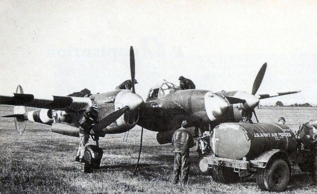 P 38 lightning 20 fg