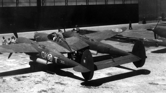 P 38 portugal