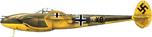 P 38 t9 xb profile