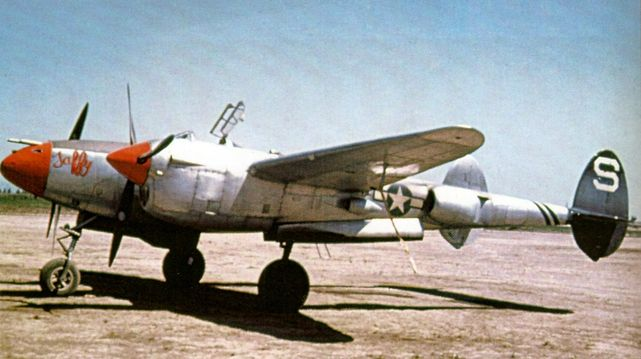 P 38l lt col hardy