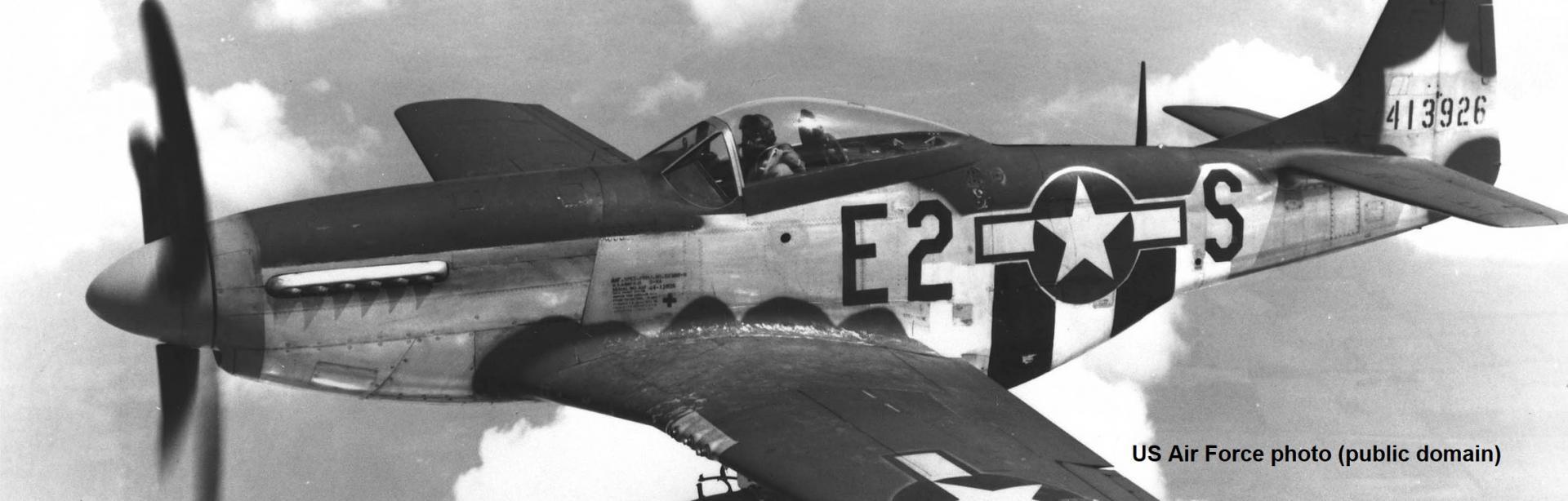 chasseurs de la 2° GM - WWII fighters