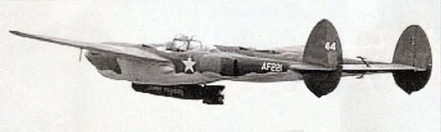 P38 lightning af221