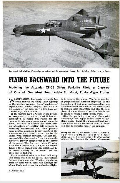 Popular science august 1945 page 2