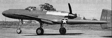 Vultee xp 54 41 1210