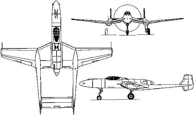 Vultee xp 54 drawings