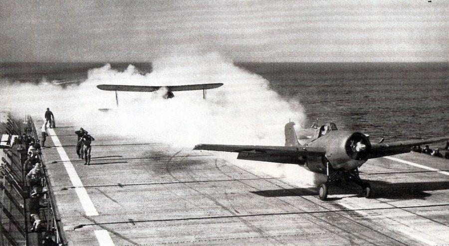 Wildcat fm 1 taking off